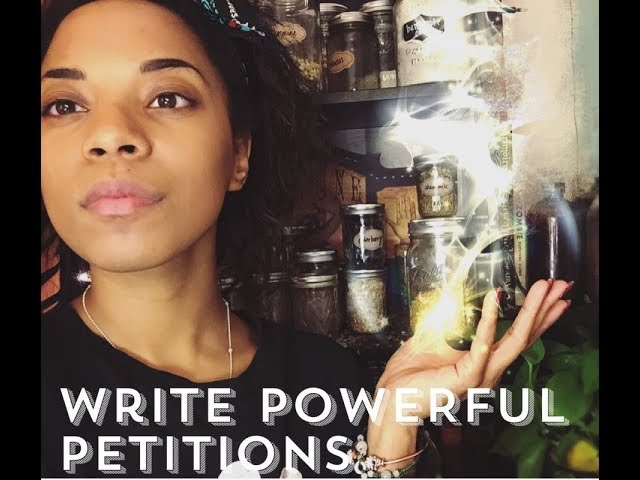 How to Write PowerFULL Petitions