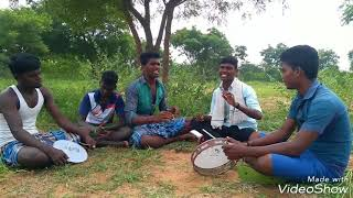 Enga vitu kuthu vilakku video songs Singing By Village Guys