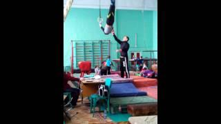 Антрацит. Спортивная гимнастика ( Иван Гергелюк )