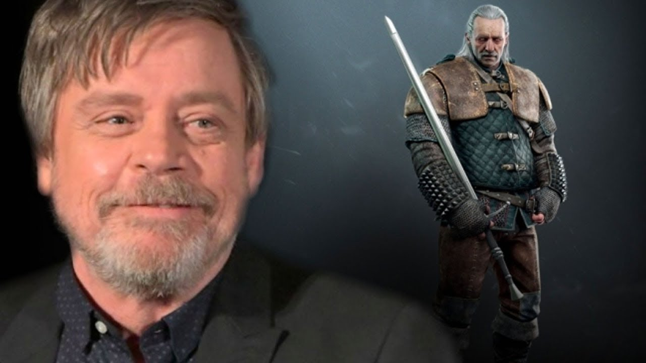 Image result for mark hamill witcher
