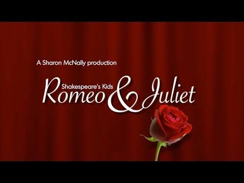 Romeo & Juliet full film (2015) Shakespeare's Kids