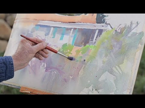 Preview | Painting en Plein Air: Creating a Rhythm with Stephen Quiller