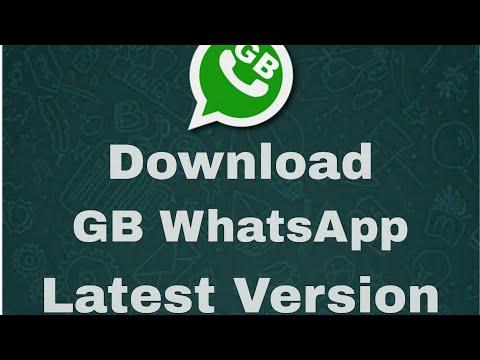 Updating GB WhatsApp plus ( English)