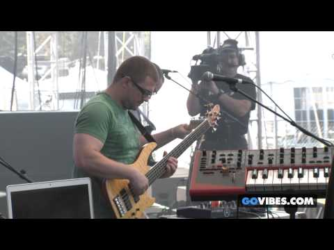 """Cosmic Dust Bunnies perform """"Skyward"""" at Gathering of the Vibes Music Festival 2014"""