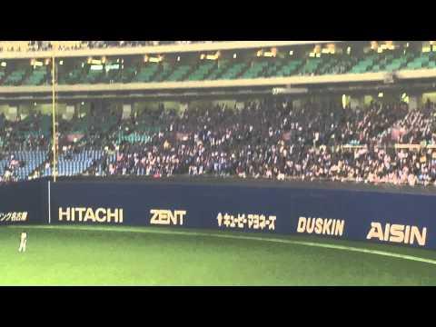 2015 04-11 DeNA 山崎憲晴(DeNA2回戦 ナゴヤドーム)