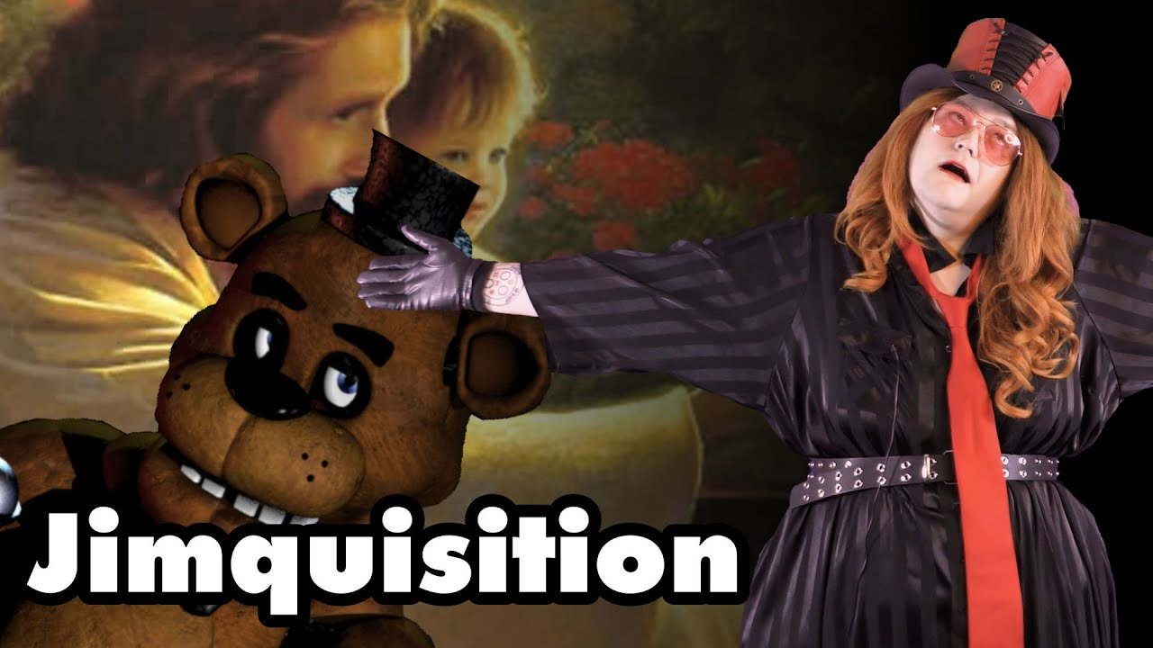 Why The Five Nights At Freddy's Guy Sucks (The Jimquisition)