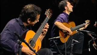 Trio Madeira Brasil | Fuga y Misterio (Astor Piazzolla) | Instrumental Sesc Brasil