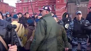Активисты НОД встретились со сторонниками Навального