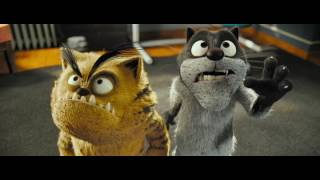 Плохой кот Шерафеттин / Kötü Kedi Serafettin (2016, Турция, мультфильм)