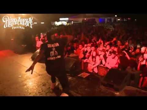 Flatbush Zombies (USA) @ Royal Arena Festival 2014