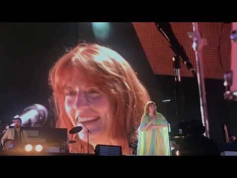 Watch Florence and the Machine Praise the 'Matriarchy' in Hyde Park Show