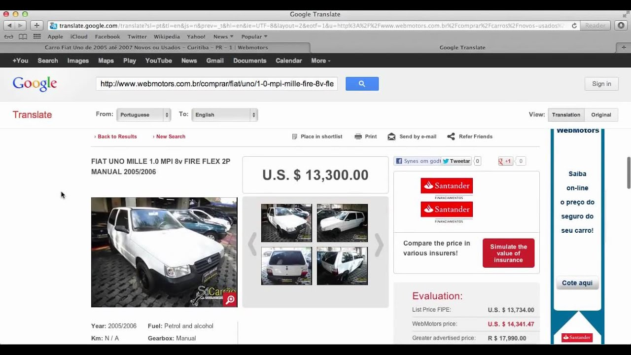 How to Find a Used Car Online in Brazil | Live Inbrazil Live in Brazil