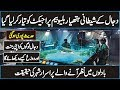 Floating City in China And The Blue Beam Project in Urdu Hindi