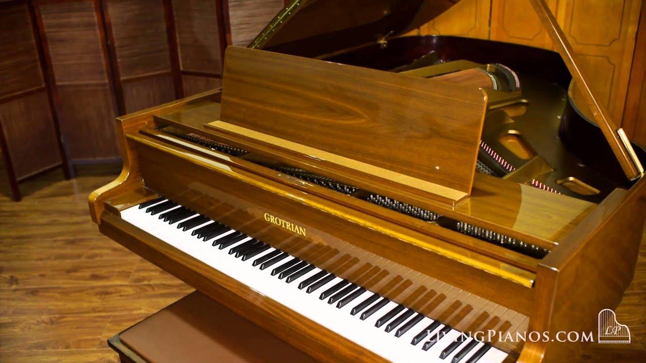 grand piano deutsch