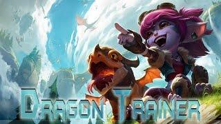 League of Legends: Dragon Trainer Tristana (Skin Spotlight)