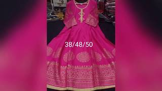 Frock pattern kurthis collections episode 1|| Eden kutty tamil  7708912413