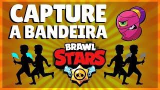 PIQUE-BANDEIRA NO BRAWL STARS! (Capture the Flag) - [NOVO MINI-GAME]