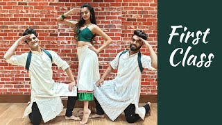 First Class | Kalank | Dhruvi Shah Dance Choreography | Varun , Alia, Kiara | Bollywood Dance