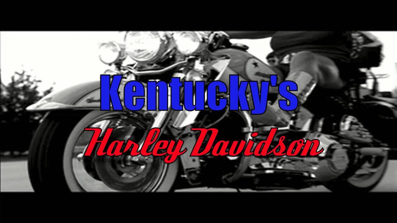Man O' War Harley-Davidson Promo - YouTube