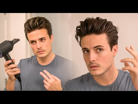 Updated Hairstyle For Maximum TEXTURE & CONTROL | Mens Hair 2020
