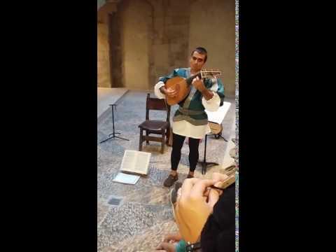 Festa del Renaixement Tortosa. Música del Renacimiento.