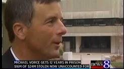 Vorce sentenced in $24M fraud case