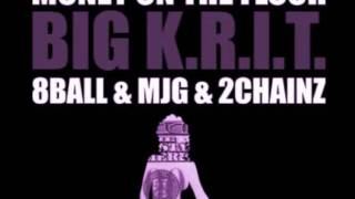 Download Big KRIT Feat. 8 Ball & MJG, 2 Chainz - Money On The Floor (Chopped & Screwed by Slim K) (DL INSIDE) MP3 song and Music Video