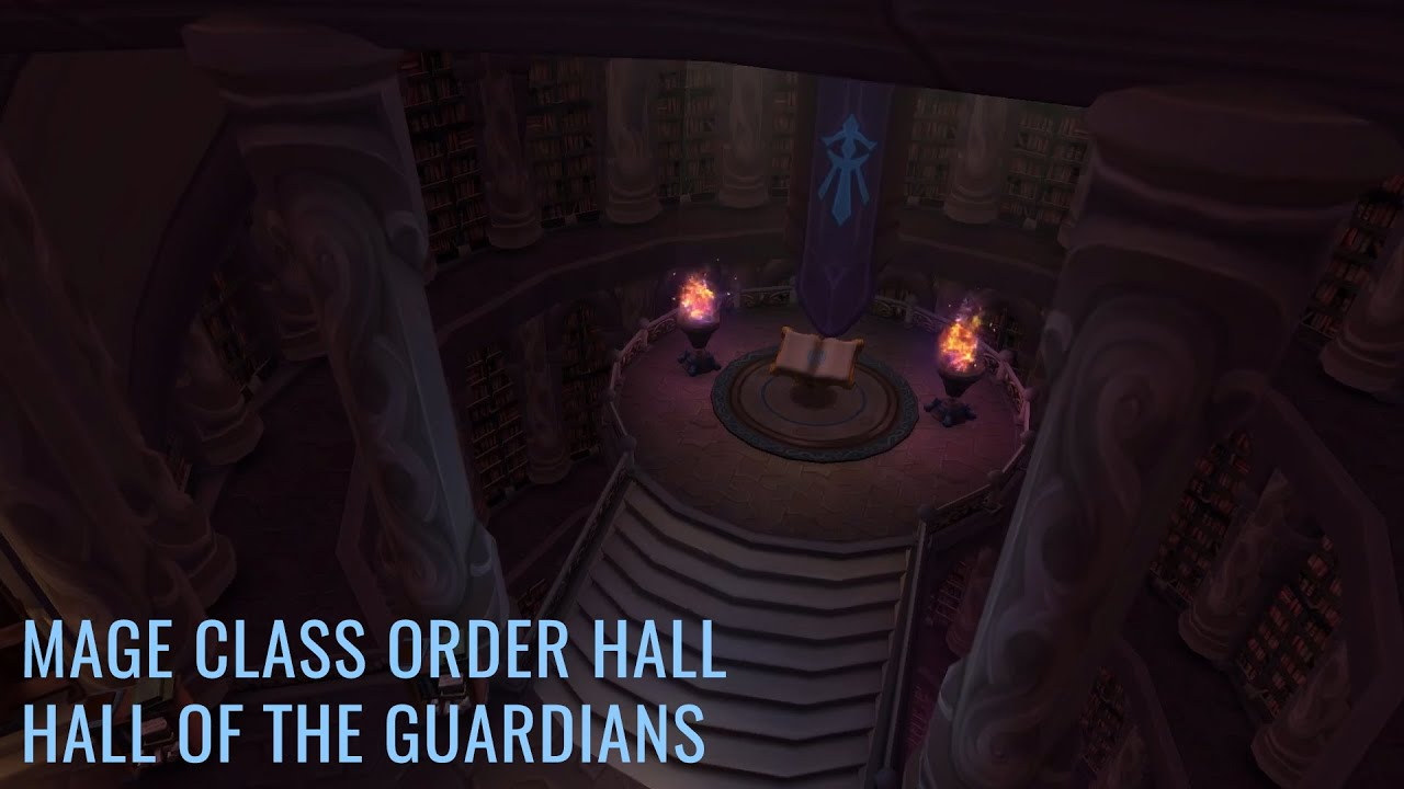 Ten Ton Hammer | Guide to Legion Class Order Hall Missions |Class Order Halls Map