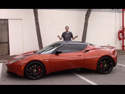Thumbnail: The Lotus Evora Is Better Than You Think