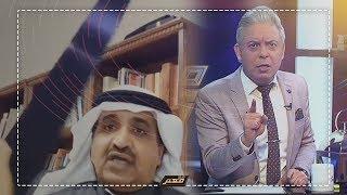 اعلامي سعودي يُهدِّد العرب بـ المنشار : انتو امازيغ و رومانيين ..!!