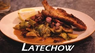 Breaded Pork Chop - Latechow: Episode 3