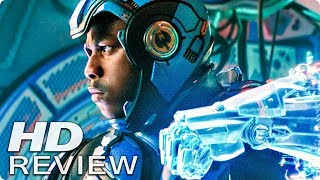 PACIFIC RIM 2: UPRISING Kritik Review (2018)