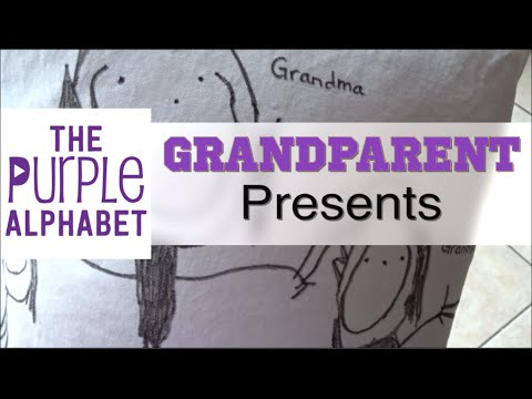 easy grandparent gift idea diy