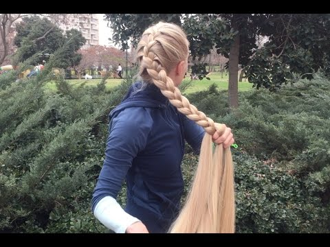 Thumbnail: RealRapunzels - Top quality hair 3 - Fitness Rapunzel (preview)
