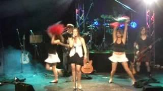 [CEMAF] (MEDLEY) Comme Un Roc / Et cest Parti Pour Le Show - Nadiya (Mardi 19 mai 2009)