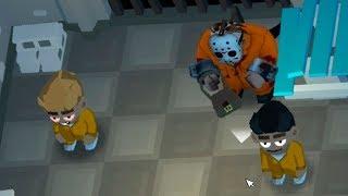 Заточение ПЯТНИЦА 13 #2 - НА ТЕЛЕФОНЕ! Friday the 13th Killer Puzzle второй эпизод Побег из тюрьмы
