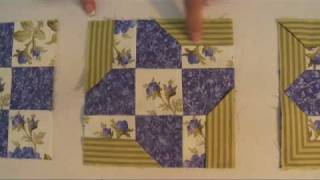 Penny Haren's Pieced Appliqué™ technique preview-QNN