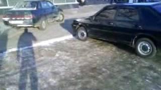 Автозапуск двигателя и 1-я передача(Очередное видео из серии