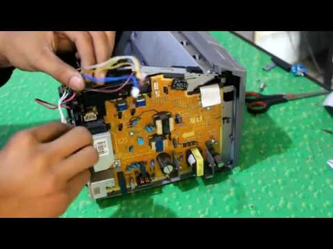 Cannon LBP 2900 Disassembly and Assemble |Step By Step