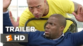 Central Intelligence Official Teaser Trailer #1 (2016) - Dwayne Johnson, Kevin Hart Movie HD