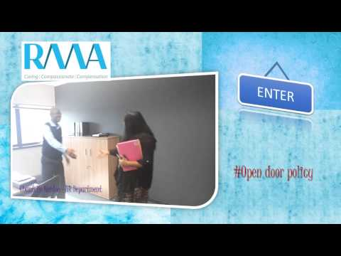 A DAY IN RMA - Why do we work for RMA?