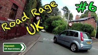 UK Bad Drivers, Road Rage, Crash Compilation #6 [2015]