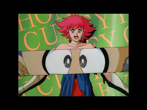"New Cutey Honey Opening Theme/OP #2 English Version ""Honey Flash"" 2160p/4k"