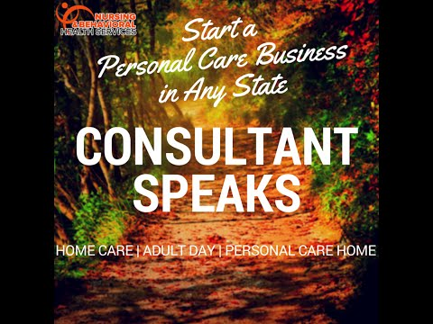 National Adult Group Home Consultant Speaks | Residential Group Homes in the Way