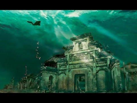 Dwarka under water 32,000 Year old