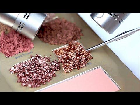 ASMR | 섀도우 부수기 Makeup Destruction