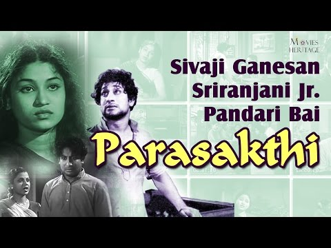 Parasakthi (1952) Full Movie | Classic Telugu Films By MOVIES HERITAGE