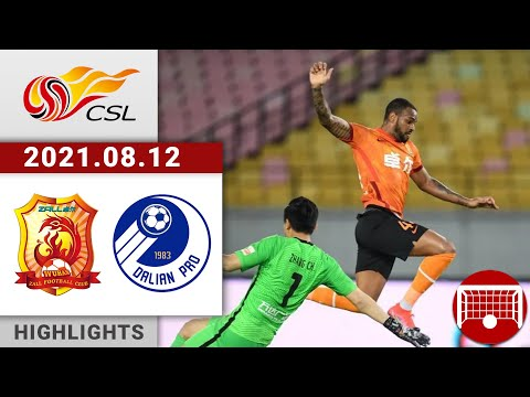 Wuhan Zall Dalian Pro Goals And Highlights