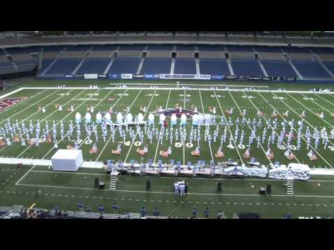 Surreal Flower Mound High School Band 2015
