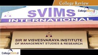 Sir M Visvesvaraya Institute of Management Studies & Research - www.collegedekho.com